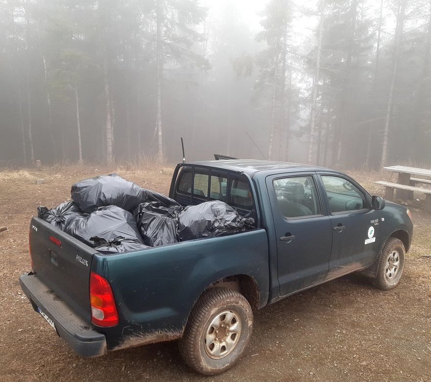 Wałbrzych/REGION: Śmieci nie ubywa