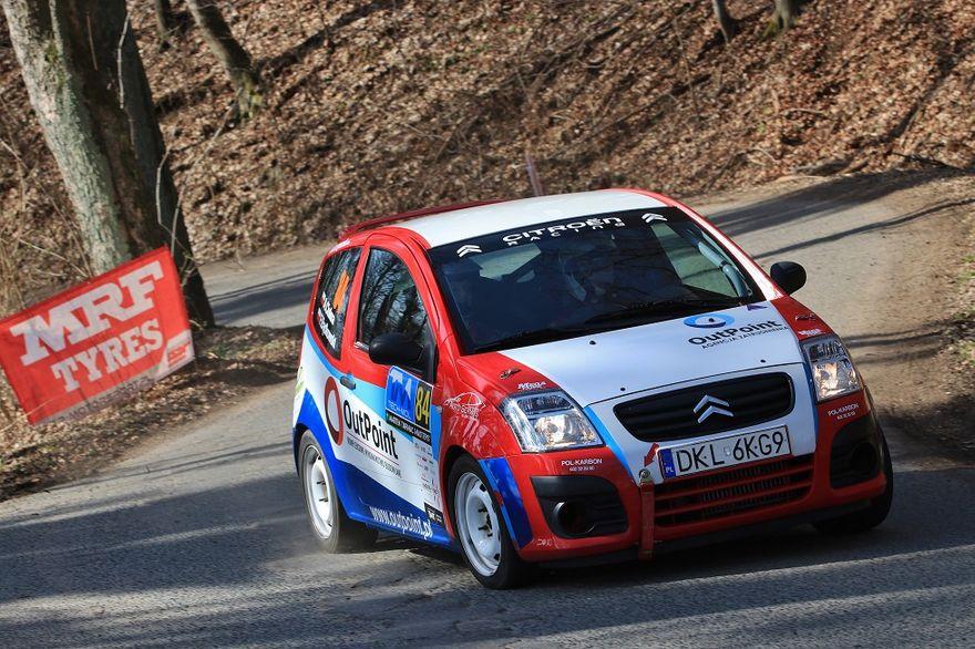 REGION: Podium dla OutPoint Rally Team!