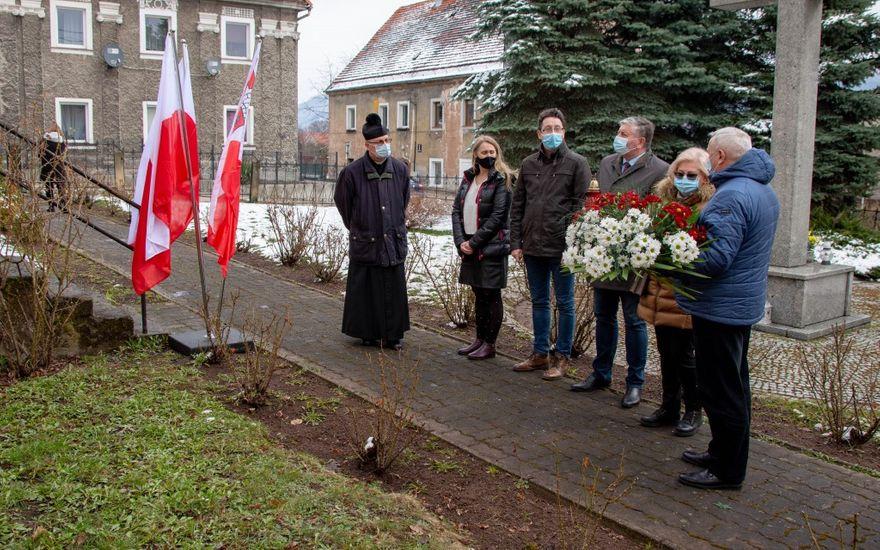 REGION, Mieroszów: Hołd ofiarom