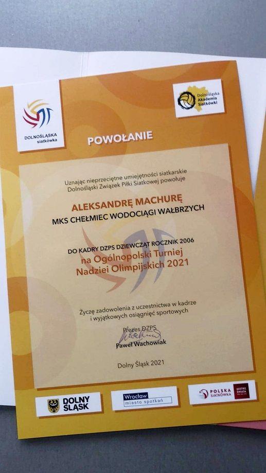 Wałbrzych/REGION: Nadzieja z Chełmca