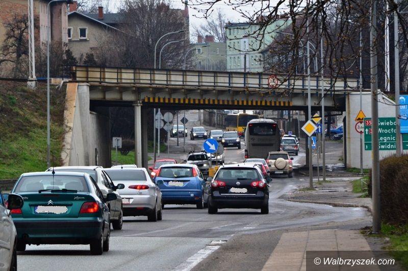 Wałbrzych: Wrocławska musi poczekać