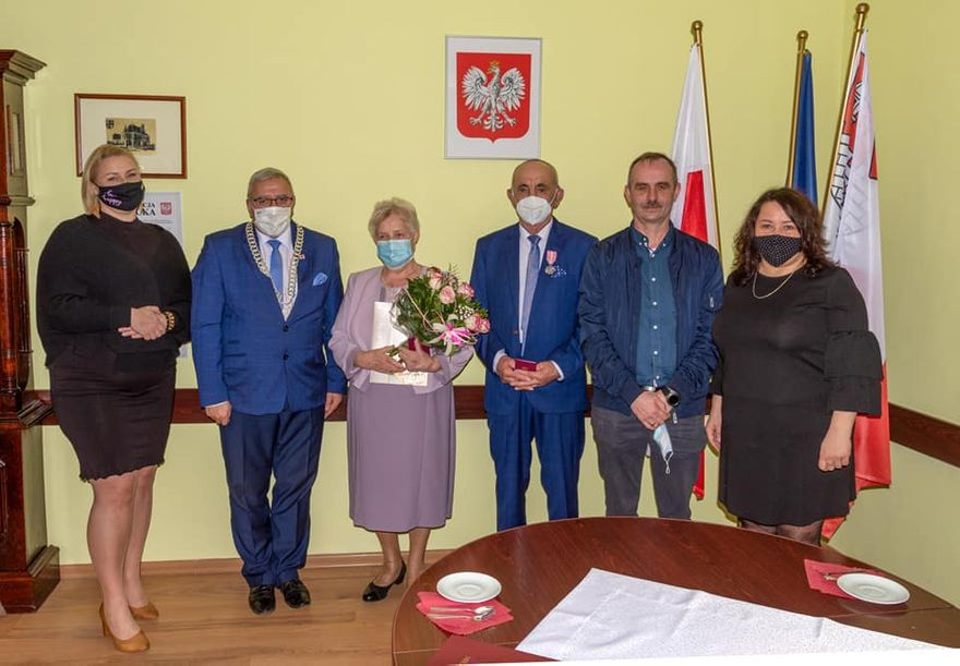 REGION, Mieroszów: Jubileusze małżeńskie