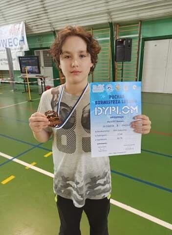 Wałbrzych/REGION: Wypływali medale