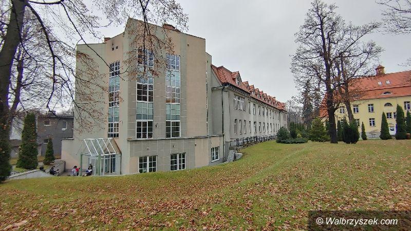 Wałbrzych/REGION: Liczba hospitalizowanych spada