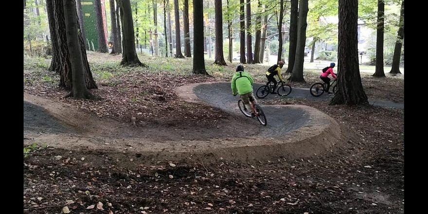 REGION, Jedlina-Zdrój: Rowerem po uzdrowisku