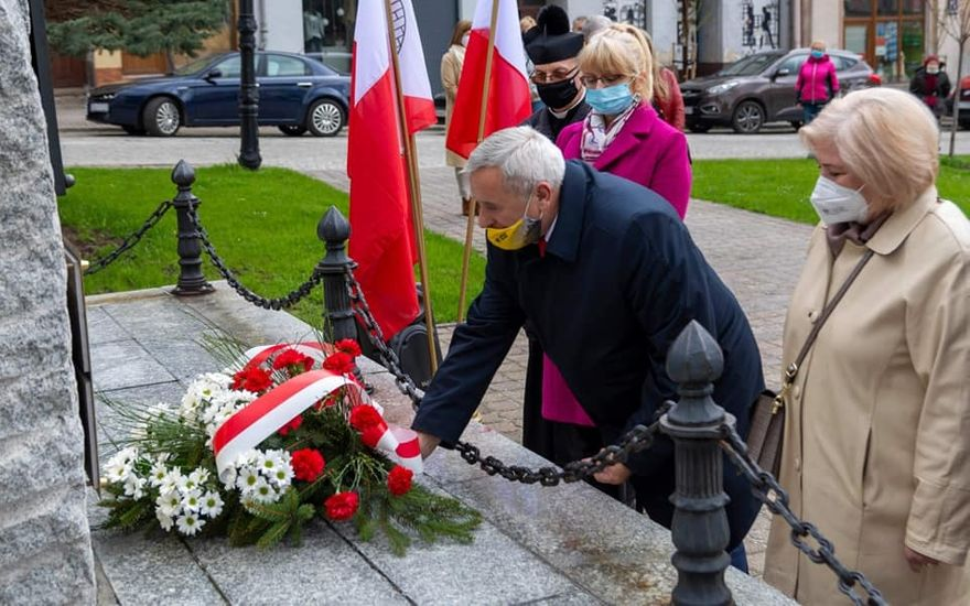 REGION, Mieroszów: Mieroszów na 3 maja