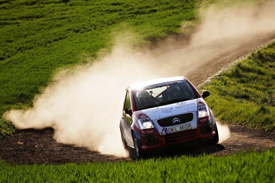 Wałbrzych/REGION: OutPoint Rally Team tuż za podium