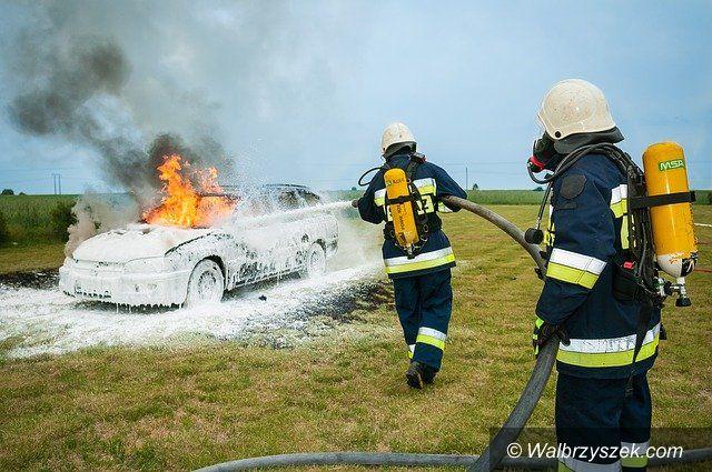 Polska: Niezbędny sprzęt w pracy strażaka
