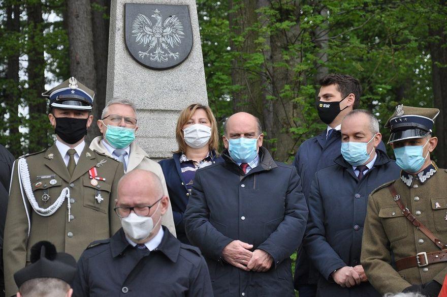 REGION, Szczawno-Zdrój: Upamiętnili rocznicę bitwy