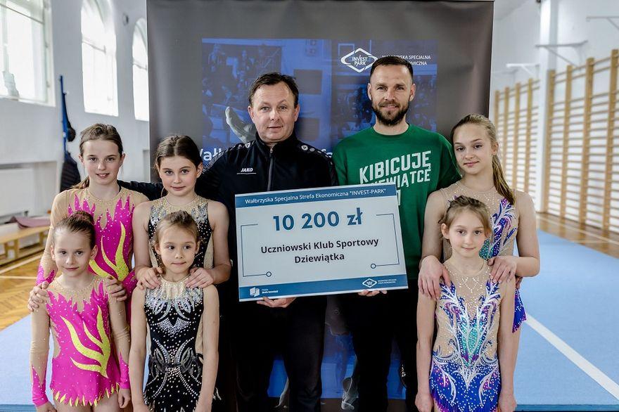 Wałbrzych: WSSE sponsorem