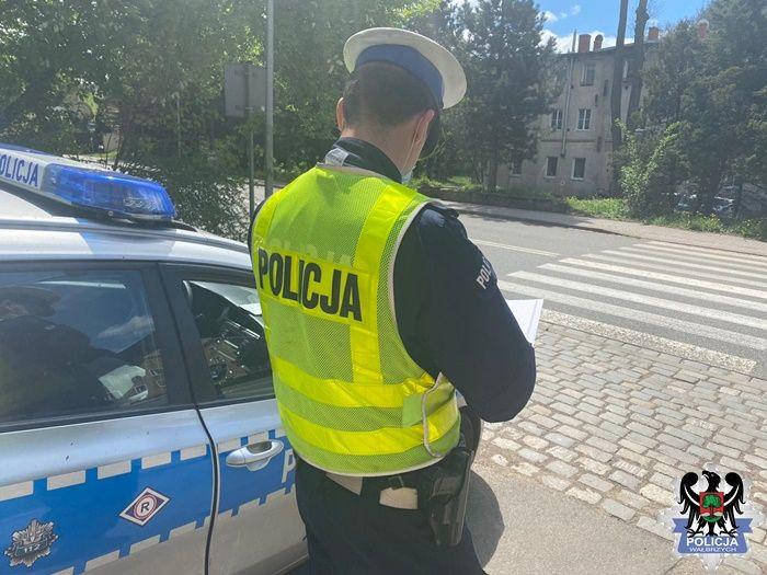 Wałbrzych/REGION: Legitymowanie w oczach policji