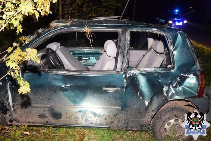 REGION, Boguszów-Gorce: Wypadek w Gorcach