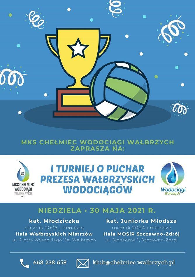 Wałbrzych: O Puchar Prezesa Wodociągów