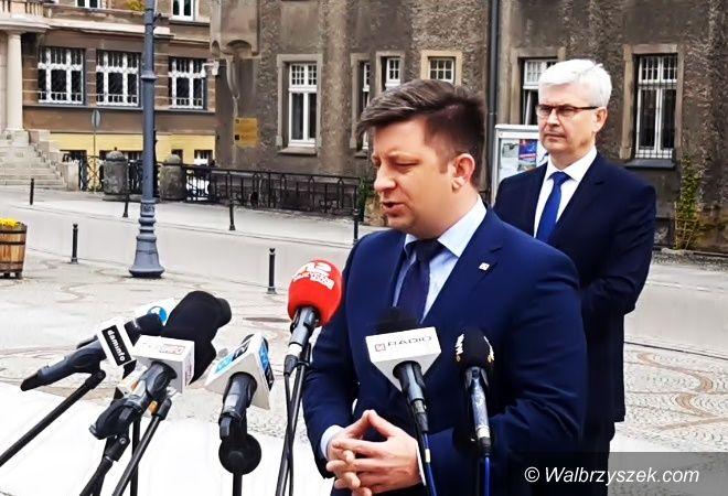 Wałbrzych/REGION: Nowy Ład a Wałbrzych