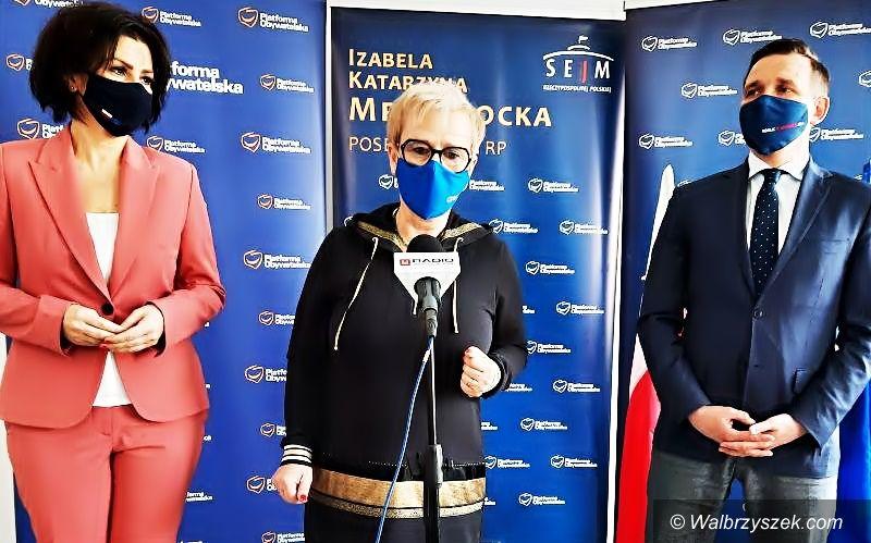 Wałbrzych/REGION: Będą patrzeć rządowi na ręce
