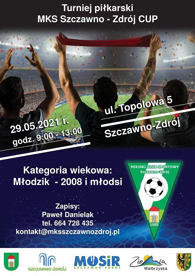 """Szczawno-Zdrój: Turniej """"MKS Szczawno–Zdrój CUP"""""""