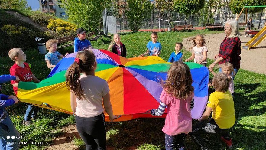 Wałbrzych: Dzień dziecka z kulturą...
