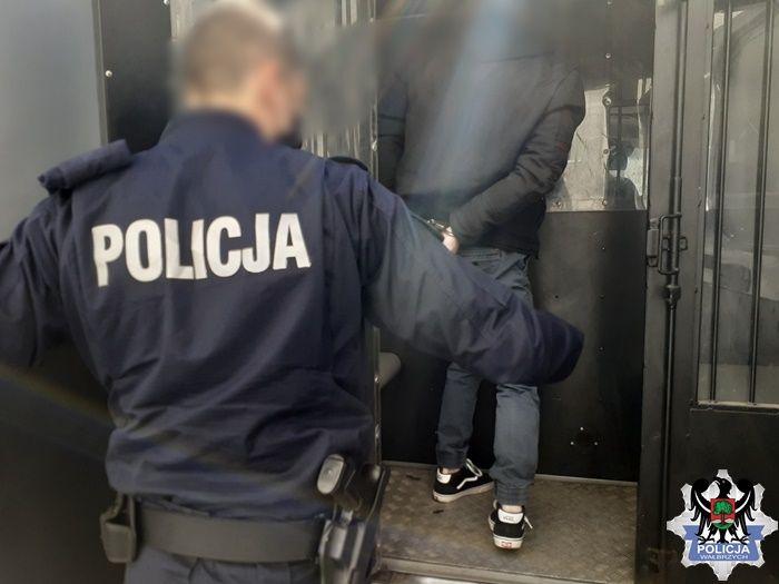 Wałbrzych/powiat wałbrzyski: Poszukiwała go czeska policja