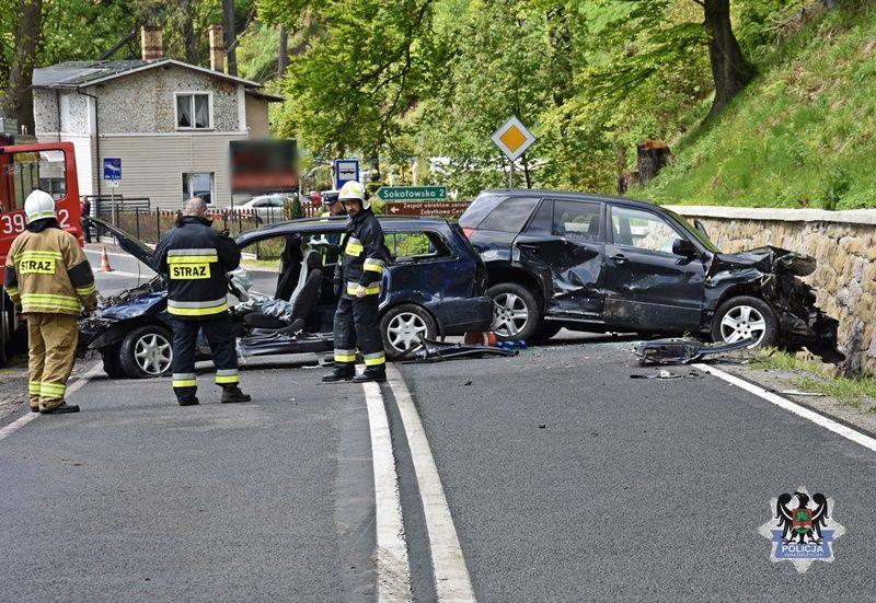 REGION, Kowalowa: Wypadek w Kowalowej
