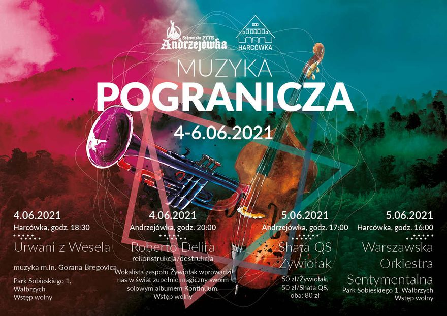 Wałbrzych/Andrzejówka: Muzyka pogranicza