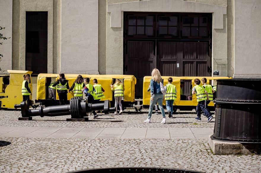 Wałbrzych: Aktywnie w Kopalni
