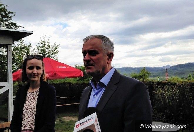 Wałbrzych/Andrzejówka: Muzycznie i turystycznie