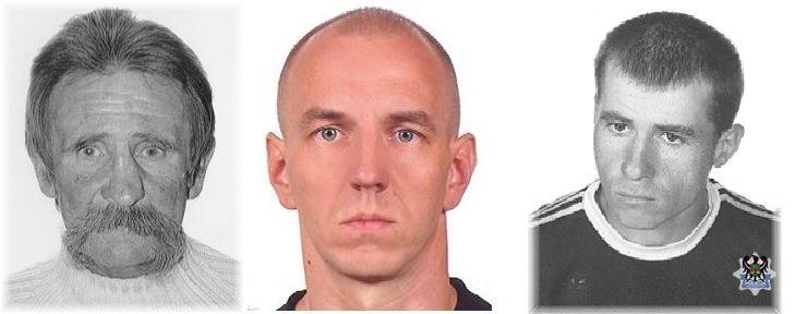 Wałbrzych/REGION: Tych trzech szuka policja