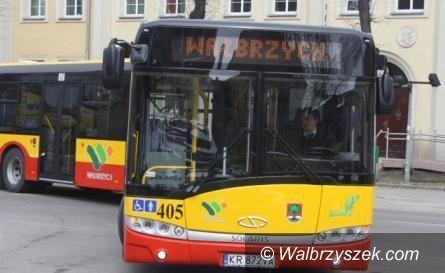 Wałbrzych: Kontrolerzy w autobusach