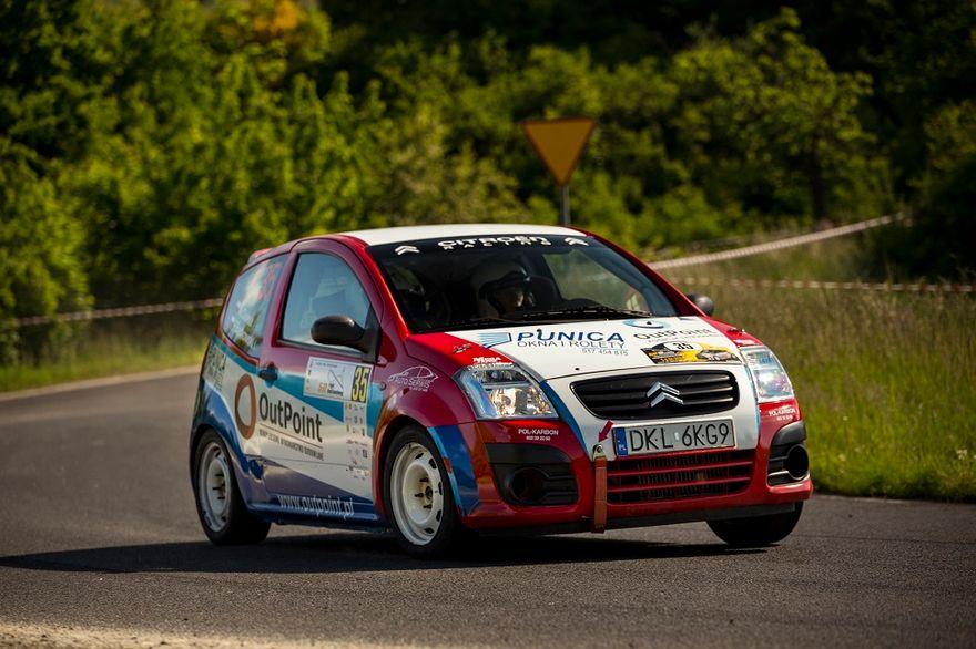 REGION: OutPoint Rally Team w Opolskim Klasyku