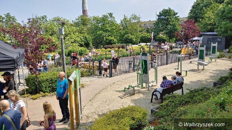 Wałbrzych: Piknik w ogródku