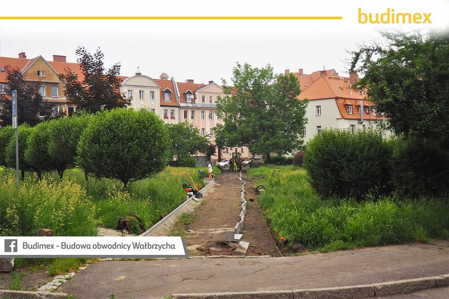 Wałbrzych: Renowacja skweru na Psim Polu