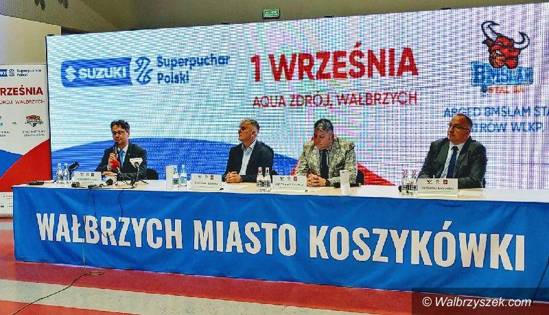 Wałbrzych: O Superpuchar w Wałbrzychu