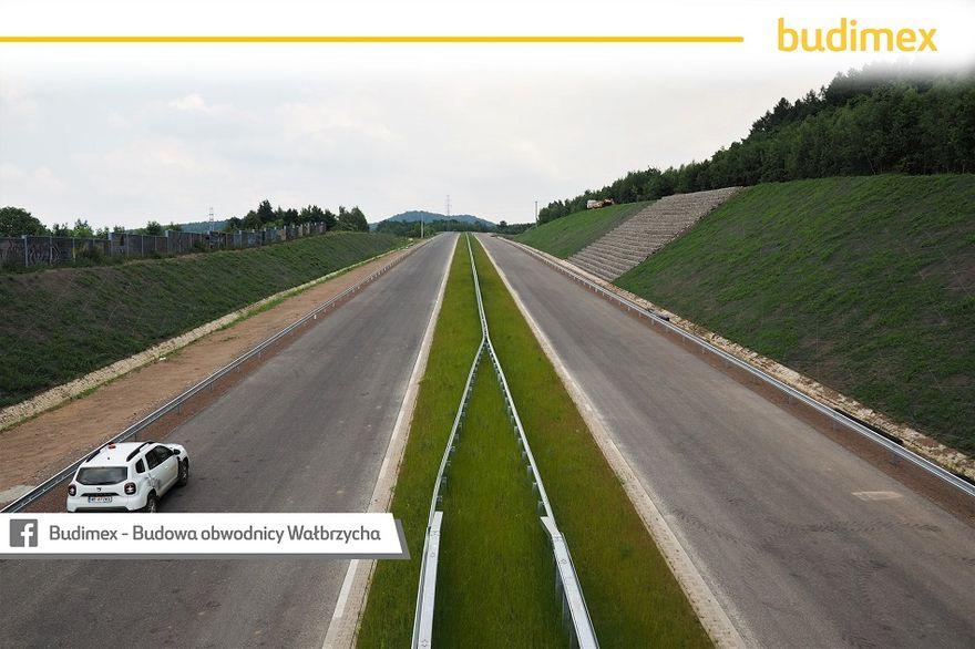 Wałbrzych: Raport z budowy