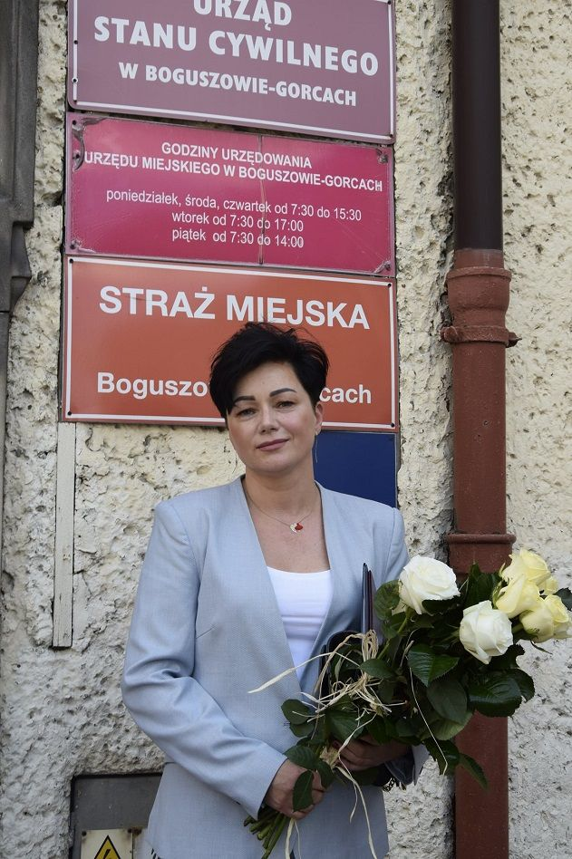 REGION, Boguszów-Gorce: Zaprzysiężenie Burmistrza