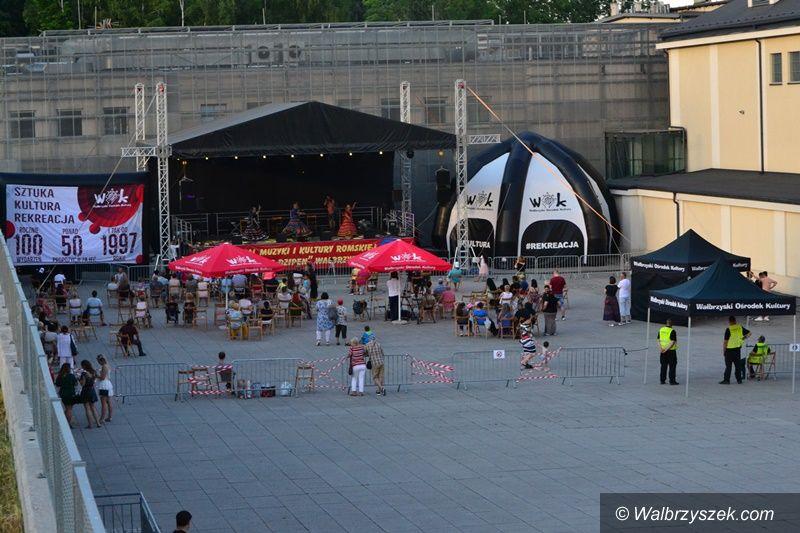 Wałbrzych: Romski festiwal