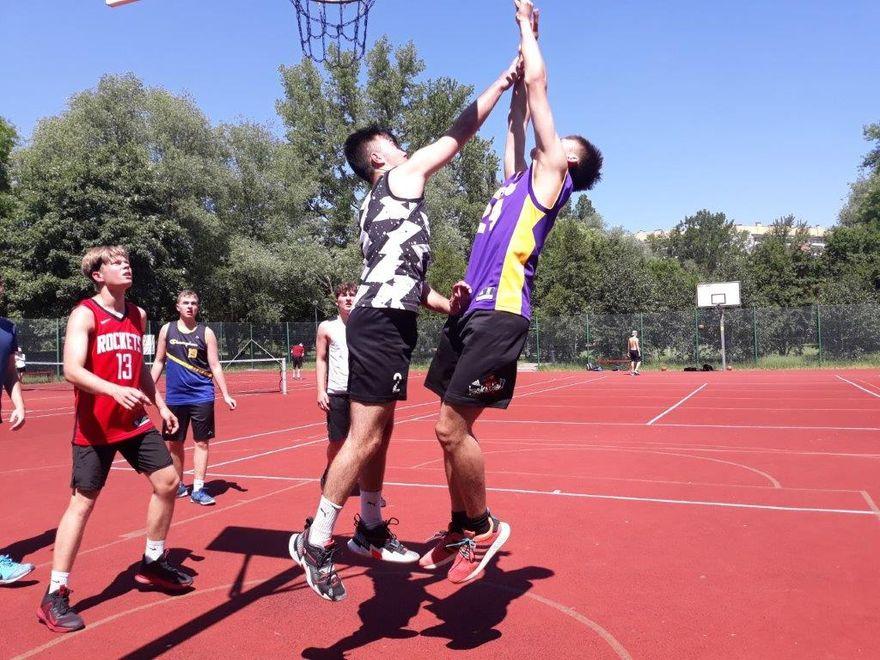 Wałbrzych: Turniej Koszykówki Ulicznej