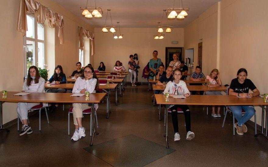 REGION, Mieroszów: Bezbłędne dyktando
