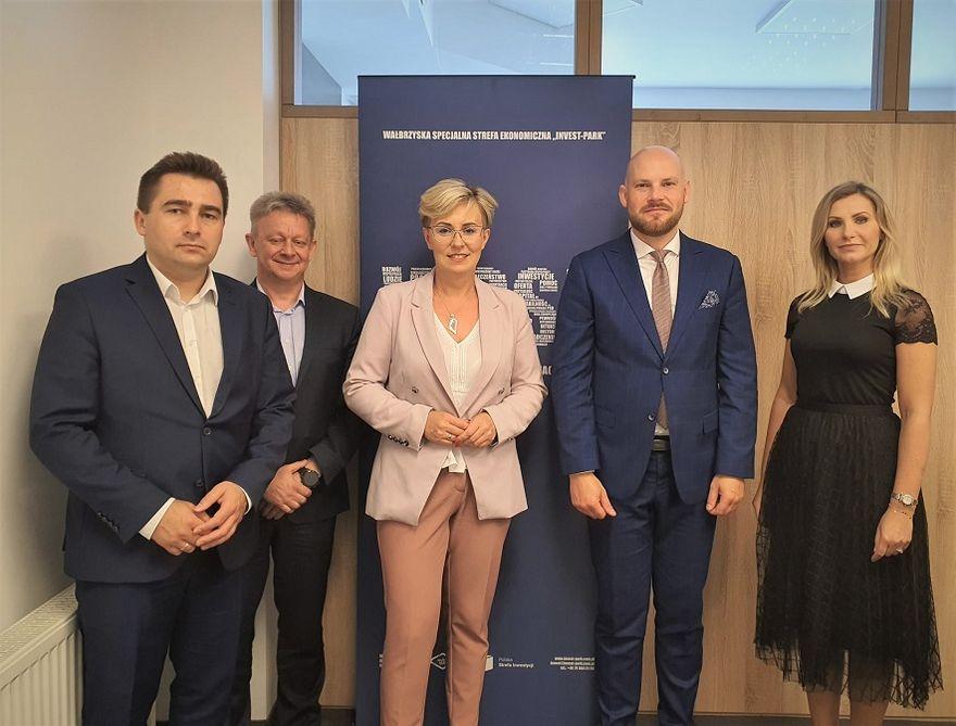 Wałbrzych/REGION: Rozmawiali o współpracy