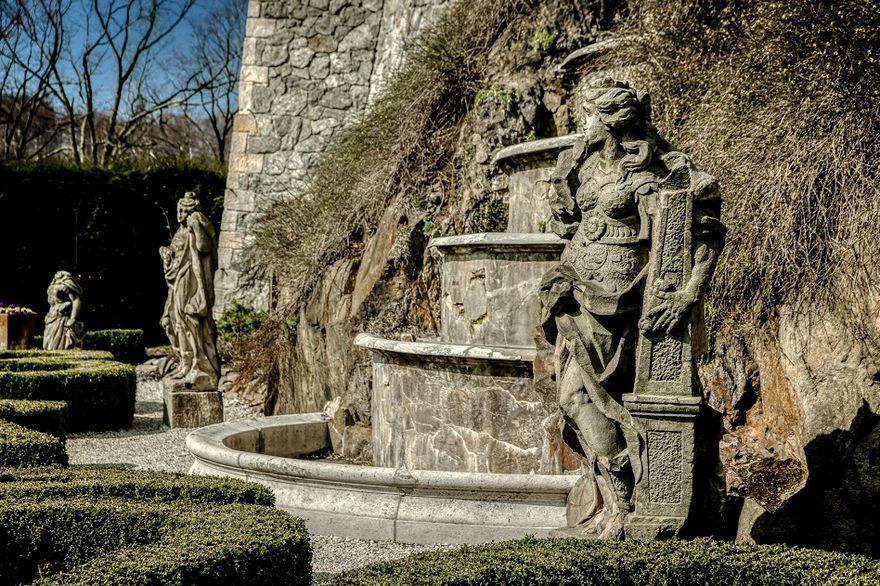 Wałbrzych: Remont fontanny
