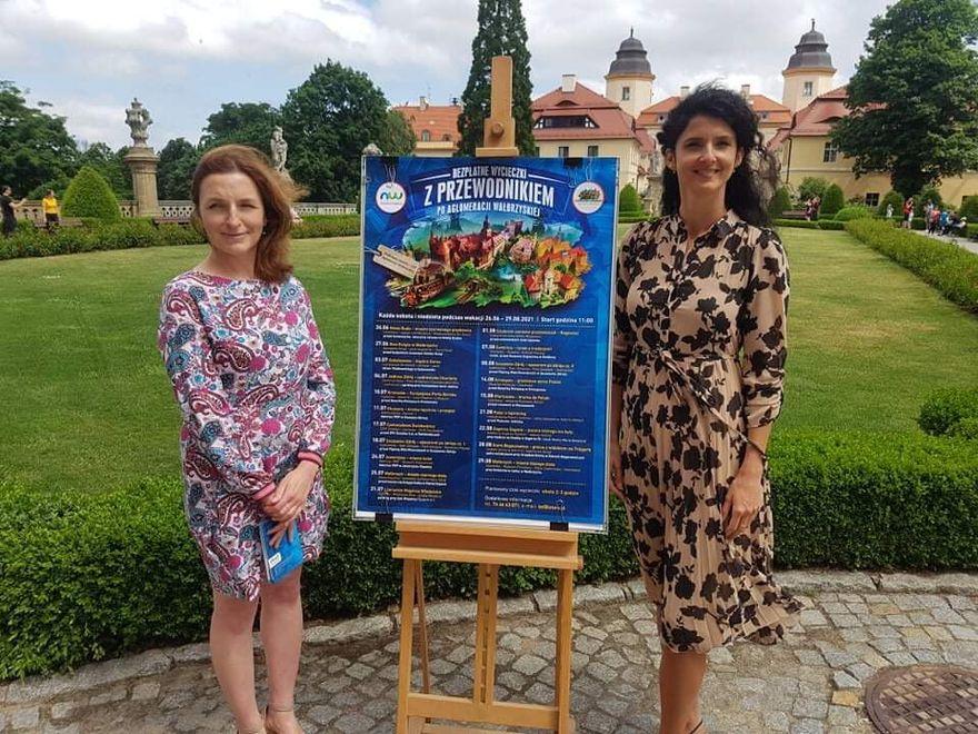 Wałbrzych/REGION: Letnie wycieczki