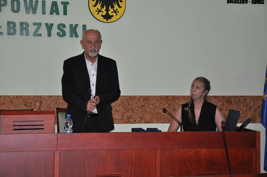 powiat wałbrzyski: Udana współpraca