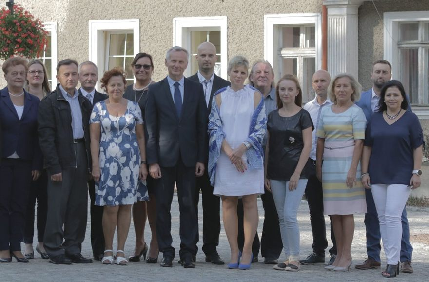 REGION, Jedlina-Zdrój: Leszek Orpel z absolutorium
