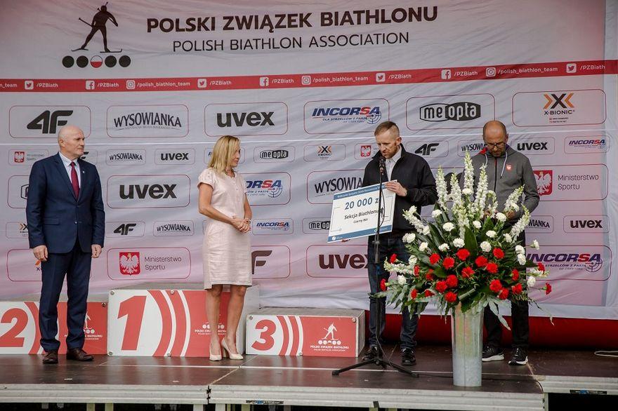 Wałbrzych/Czarny Bór: Wałbrzyska strefa stawia na Biathlon