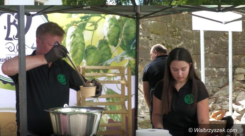REGION, Jedlina-Zdrój: Królowały zupy