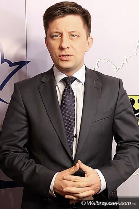 Wałbrzych/Kraj: Dworczyk w Komitecie Politycznym PiS–u