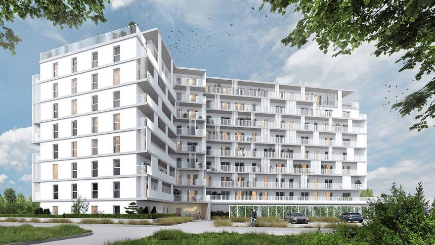 Wałbrzych: Podzamcze z nowymi mieszkaniami