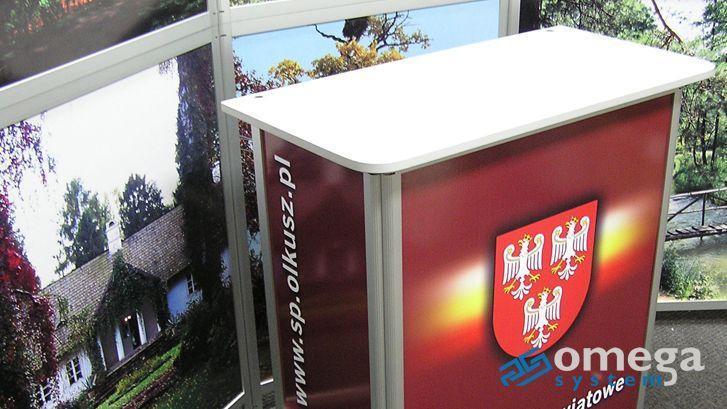 Wałbrzych/Kraj: Zwiększ skuteczność działań promocyjnych, inwestując w ladę reklamową!