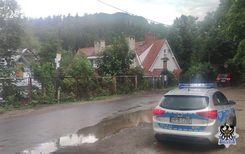 REGION, Zagórze Śląskie: Parkują gdzie popadnie