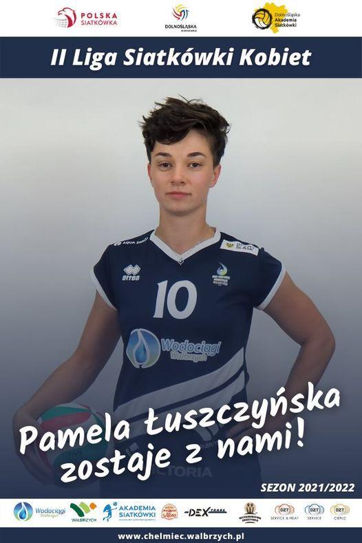 Wałbrzych: Pamela zostaje