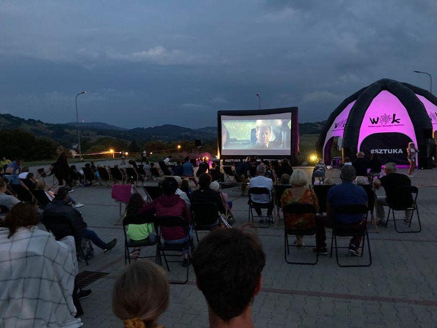 REGION, Głuszyca: Kino i summer party